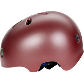 TSG Meta Solid Color Casco, rojo